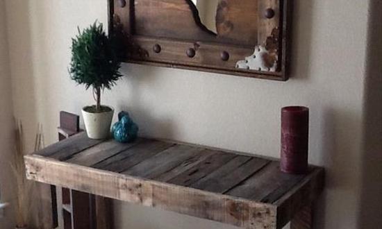 sideboard selber bauen- möbel aus paletten - fresHouse