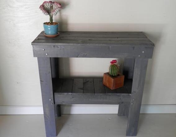 Sideboard selber bauen wohnideen aus paletten freshouse for Wohnideen aus paletten