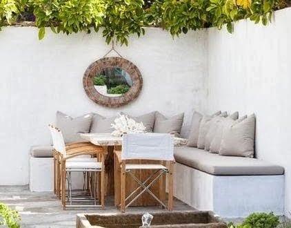 terrasse bepflanzen f r terrassengarten mit. Black Bedroom Furniture Sets. Home Design Ideas