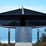 berge und meer-das haus am meer von A2 Architecture