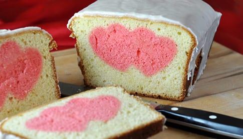 Perfekt Valentinstag Kuchen   Coole Valentinstag überraschung