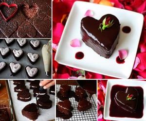 valentinstag kuchen - valentinstag geschenk für freund