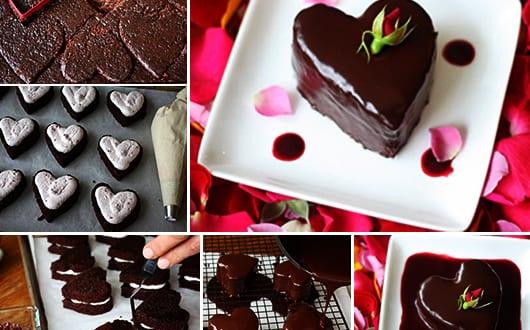 Valentinstag Kuchen U2013 Valentinstag Geschenk Für Freund