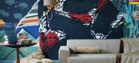 farbpalette wandfarbe blau für luxus wandgestaltung-wohnzimmerinspirationen in blau