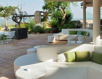 wei e terrassenm bel gastronomie f rs schicke terrassen gestalten freshouse. Black Bedroom Furniture Sets. Home Design Ideas