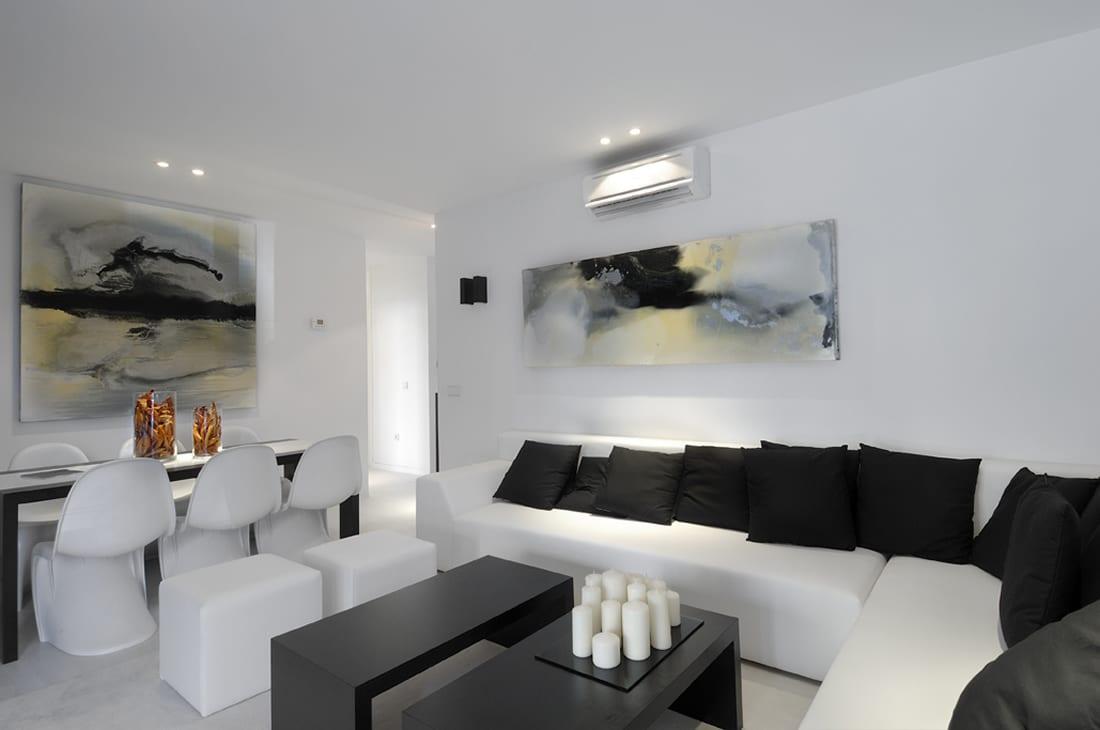 Wohn Esszimmer Kleine Wohnung Einrichten Freshouse