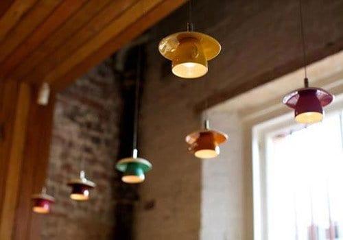 Bastelideen Mit Tassen Für DIY Lampen
