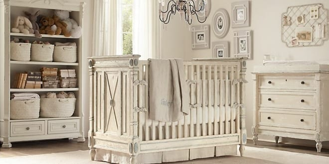 babyzimmer landhaus komplett wei freshouse. Black Bedroom Furniture Sets. Home Design Ideas