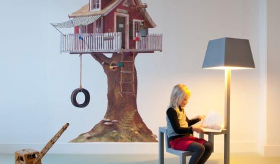 coole Kinderzimmer Einrichtung