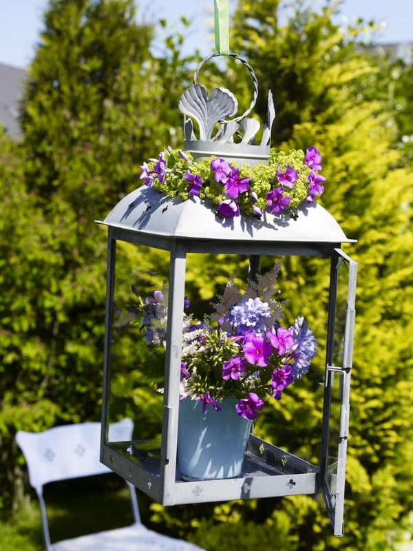 Coole Gartendeko Selber Machen Mit Laterne