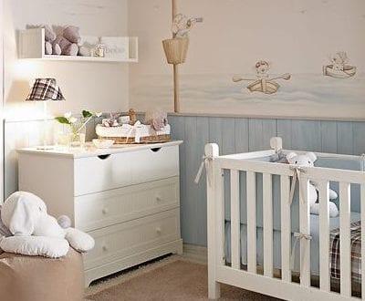 Wunderbar Coole Wandgestaltung Babyzimmer