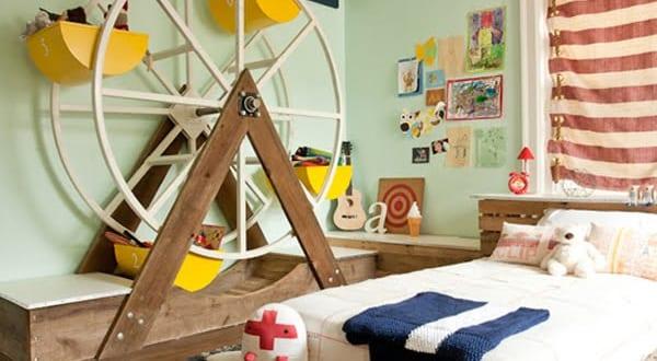 Elegant Fantastische Kinderzimmer Gestaltung