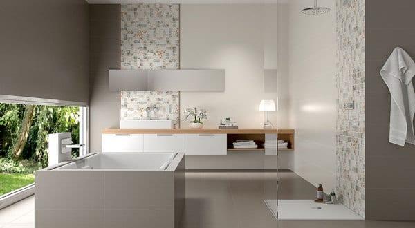 idee für modernes badezimmer grau - fresHouse