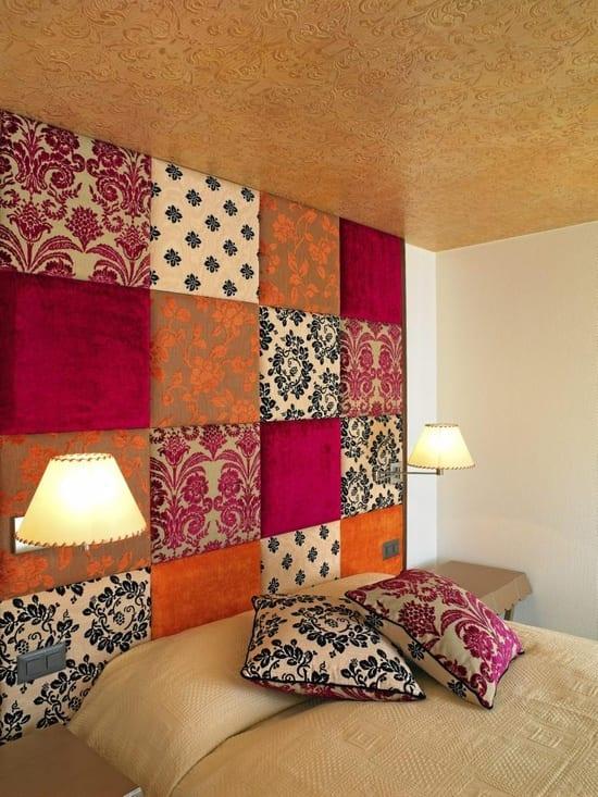 Ideen Für Wandgestaltung Im Schlafzimmer