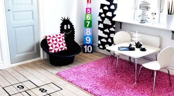 Kinderzimmer Deckengestaltung Und Einrichtung Mit