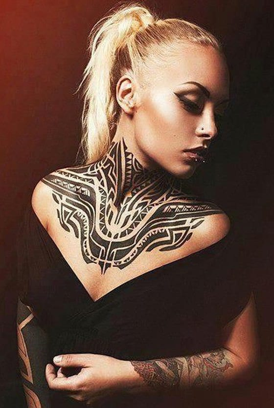 Maori Tattoo Vorschl 228 Ge Frauen Freshouse