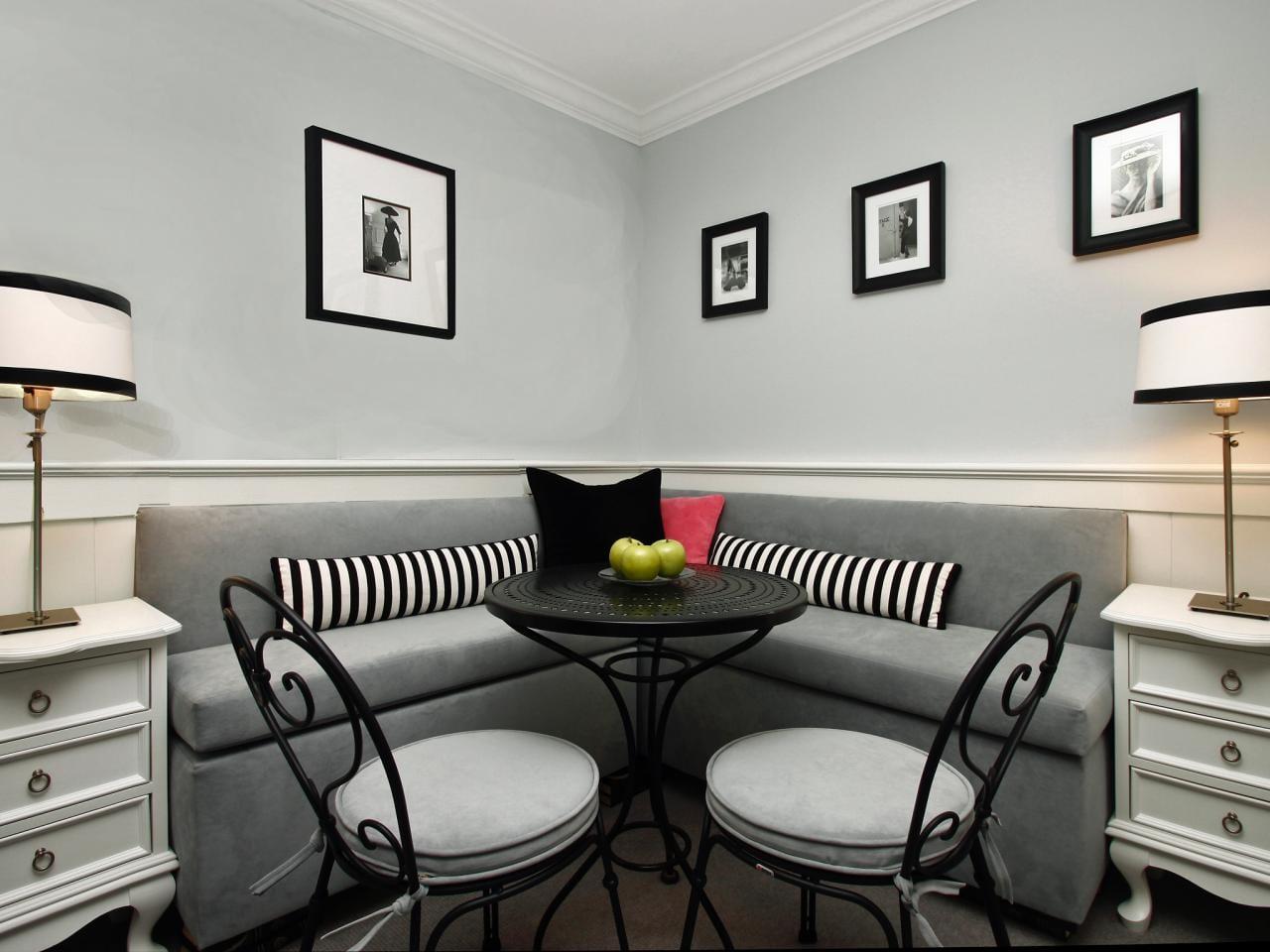 schicke küche weiß mit sitzecke küche grau - fresHouse