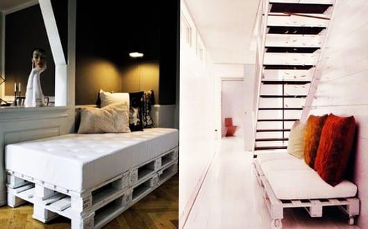 18 Ideen für Sofa aus Europaletten
