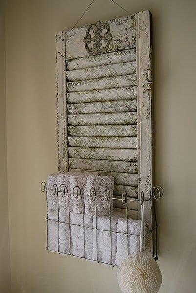 wanddeko selber machen fürs badezimmer - fresHouse