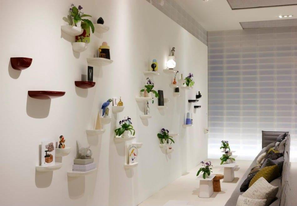 Ideen Zur Wandgestaltung | Wandgestaltung Ideen Mit Blumen Freshouse