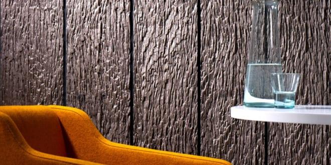 borke wandverkleidung f r modernes interior design mit holz freshouse. Black Bedroom Furniture Sets. Home Design Ideas