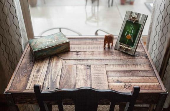 Diy Schreibtisch Aus Europaletten - Freshouse