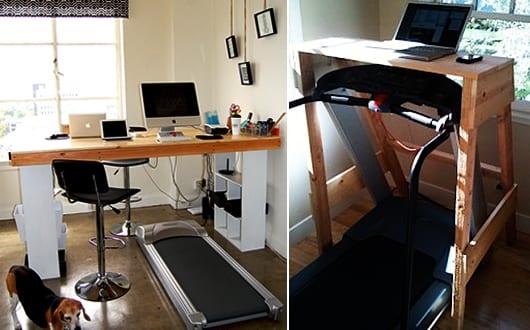 laufband schreibtisch selber bauen freshouse. Black Bedroom Furniture Sets. Home Design Ideas