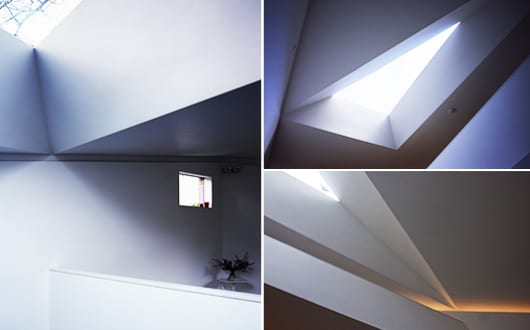 LichtIdeen-Wohnzimmer-durch-Oberlicht - fresHouse