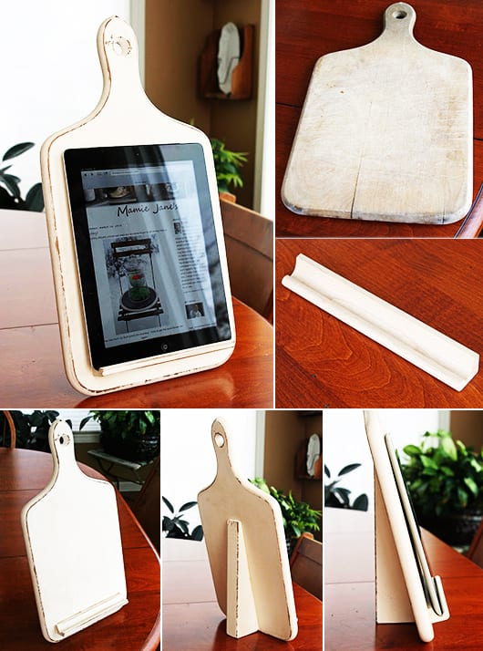 coole bastelidee f r diy ipad halter als coole muttertagsgeschenke basteln freshouse. Black Bedroom Furniture Sets. Home Design Ideas