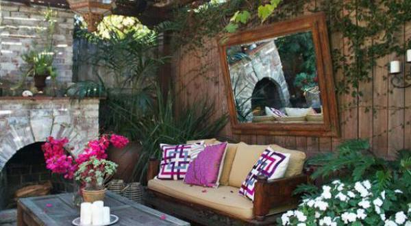 88 coole Gartendeko Inspirationen