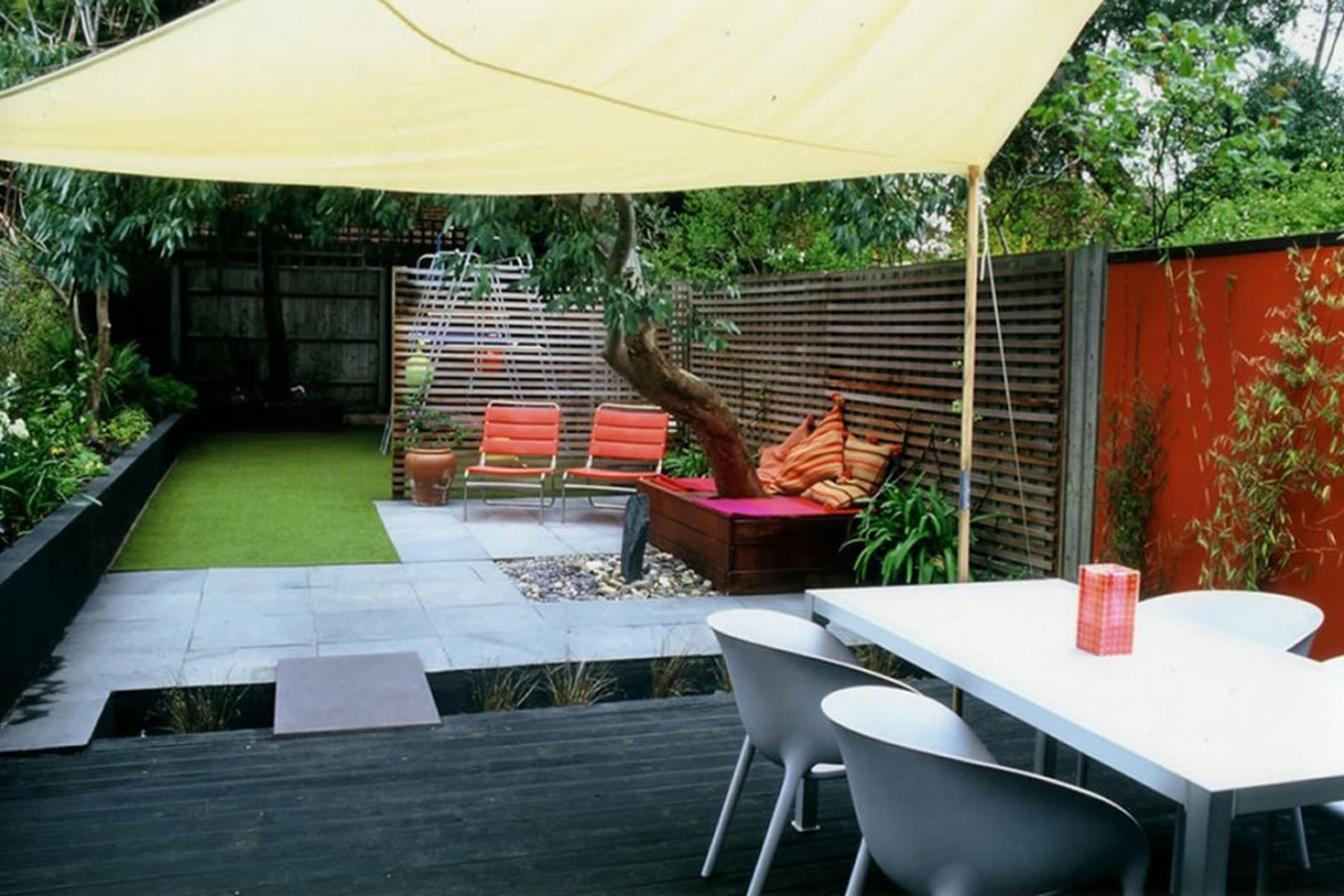 Gartengestaltung Mit Holzterrasse | upowersc.com