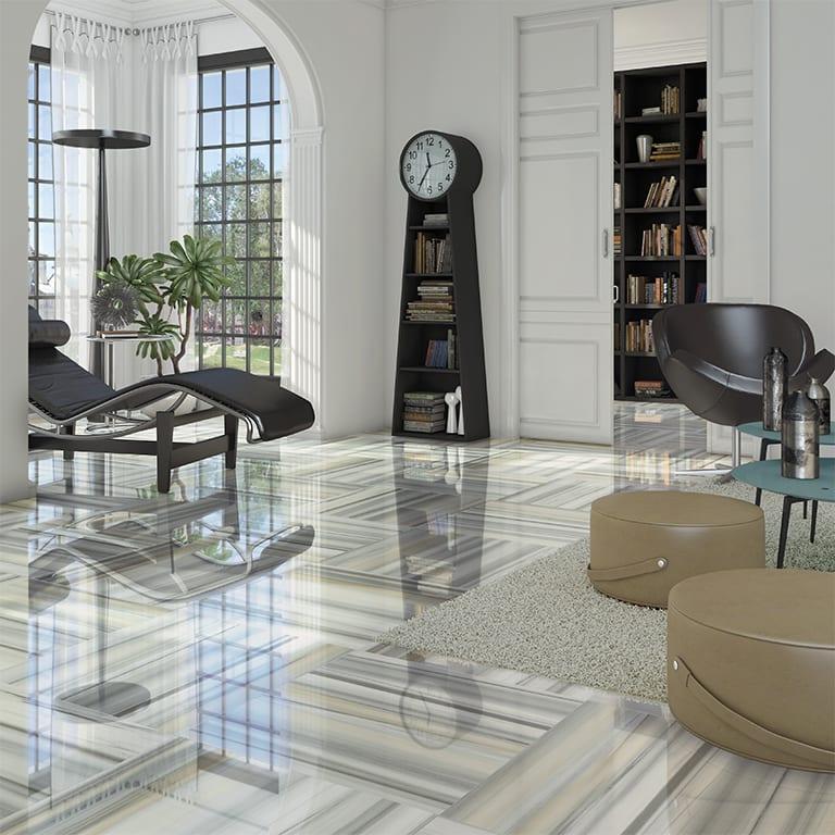 luxus wohnzimmer inspirationen mit modernen marmorfliesen titan radne natural - Luxus Wohnzimmer Fliesen