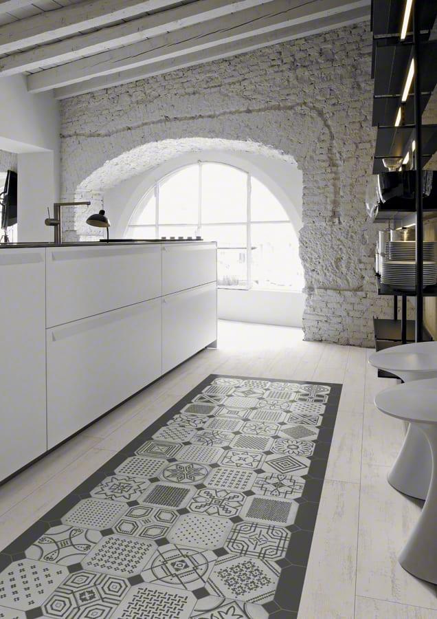 Großzügig Fliesenboden Küche Bilder Galerie - Küchen Ideen ...