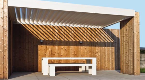 Moderne Terrassenuberdachungen Freshouse