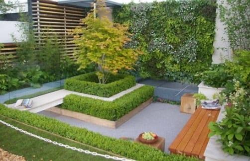 traumgarten anlegen mit gartenbak f r die sitzecke im garten freshouse. Black Bedroom Furniture Sets. Home Design Ideas