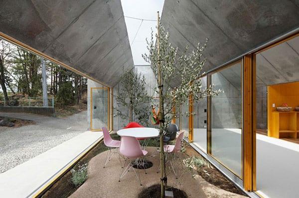 Idee Für Garten Im Haus Und Kleines Wohnzimmer Draußen