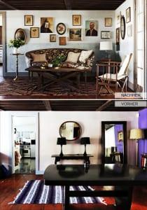 ideen-für-zimmer-renovieren_landhaus-wohnzimmmer-mit-Holzdecke-und-holzboden-neu-streichen-und-umgestalten