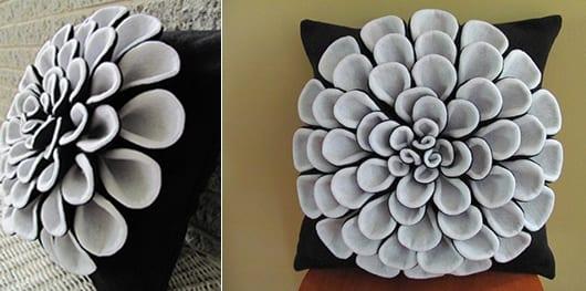 kissenbezug n hen als idee f r diy kissen mit blumenmuster freshouse. Black Bedroom Furniture Sets. Home Design Ideas
