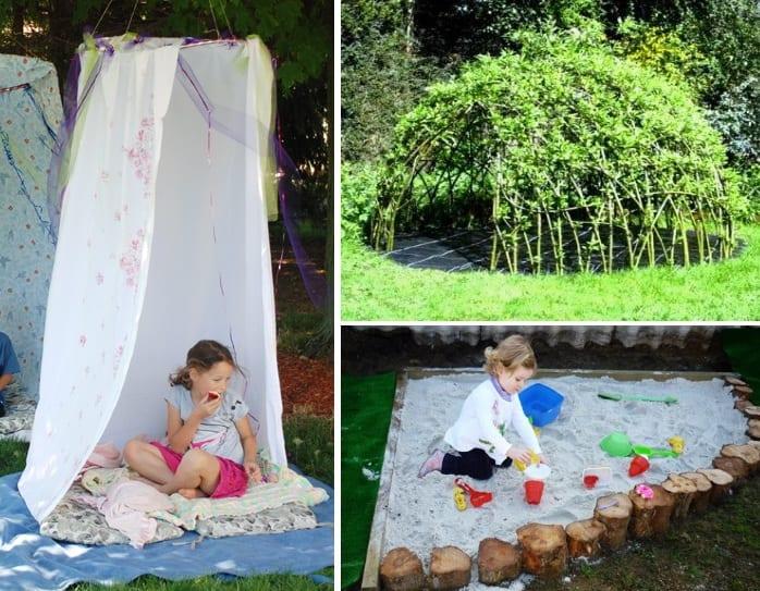 Outdoor Spielplatz Fur Kinder Selber Gestalten Freshouse