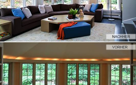 renovieren-ideen_wohnzimmer-renovierung-in-weiß-mit-ecksofa-braun-und-couchtisch-holz