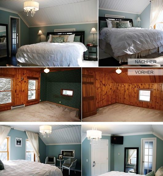 Schlafzimmer-renovieren_holzverkleidung-in-weiß-streichen