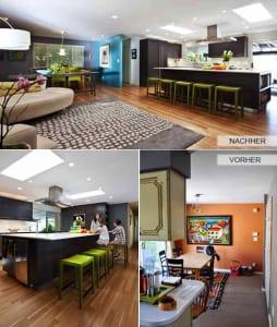 wohnung-renovieren_wohnesszimmer-einrichtungsidee-mit-wandfarbe-blau-und-lila
