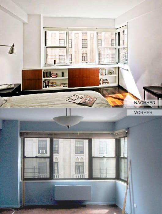 Zimmer Renovieren Und Mit Wandfarbe Blau Streichen