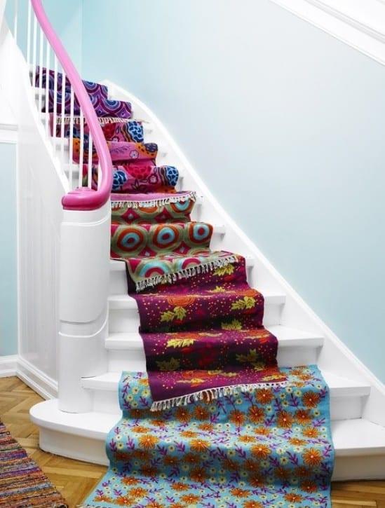 gel nder streichen in wei und pink freshouse. Black Bedroom Furniture Sets. Home Design Ideas