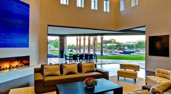 indirekte wandbeleuchtung wohnzimmer als zusatzbeleuchtung - fresHouse