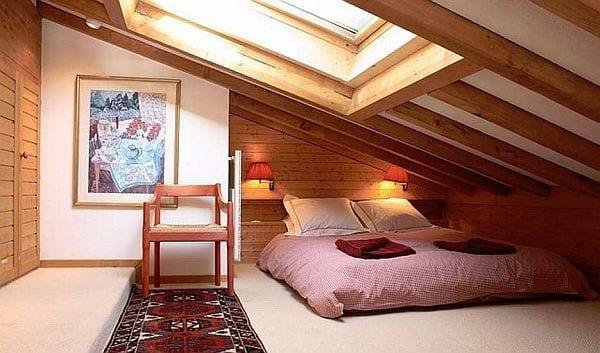 Dachschr Gestalten kleines schlafzimmer dachschräge gestalten freshouse