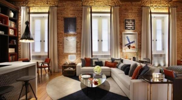 kreative lichtgestaltung im wohnzimmer mit indirekter ...