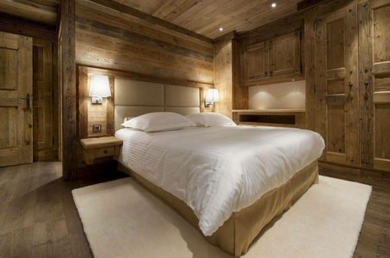 Luxus Schlafzimmer Holz Mit Wandleuchten Für Indirekte Beleuchtung - Indirekte beleuchtung schlafzimmer