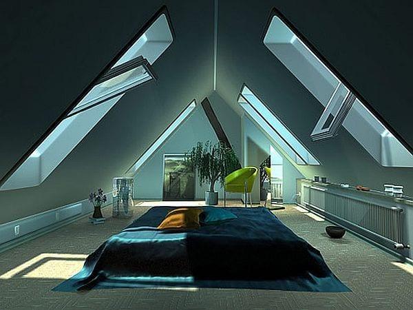 Luxus Schlafzimmer Inspiration Für Gemütliches Schlafzimmer Dachschräge
