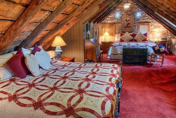 Rustikales Schlafzimmer Ideen Fur Gemutliches Schlafzimmer Dachschrage Freshouse
